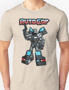 AUTOCOP Unisex T-Shirt