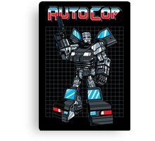 AUTOCOP Canvas Print