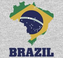 FIFA COUNTRIES - BRAZIL by imancruz