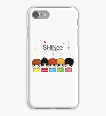 SHINee iPhone Case/Skin