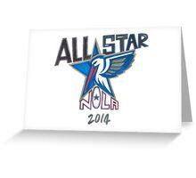 ALL STAR 2014 Greeting Card