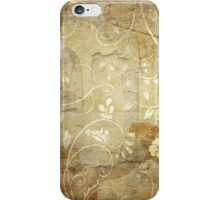 Mary {Pattern} iPhone Case/Skin