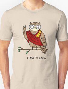D-owl-ai Lama Unisex T-Shirt