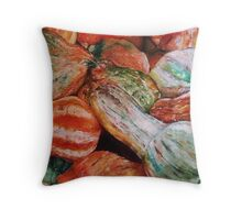 Pumkin Harvest Throw Pillow