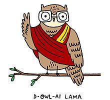 D-owl-ai Lama by mickeyrose