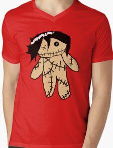 Bassy Doll Mens V-Neck T-Shirt