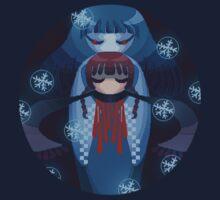 Yuki Onna by idclev
