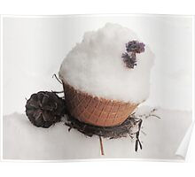 Snow Cones Poster