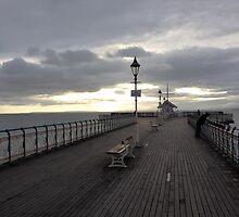 Penarth Pier by rhyseboi