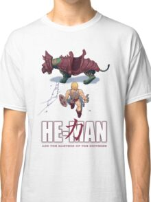 He-Man and the Masters of the Universe : Akira Classic T-Shirt