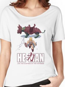 He-Man and the Masters of the Universe : Akira Women's Relaxed Fit T-Shirt