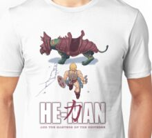 He-Man and the Masters of the Universe : Akira Unisex T-Shirt