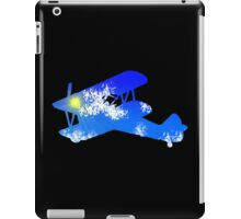 Sky Biplane iPad Case/Skin
