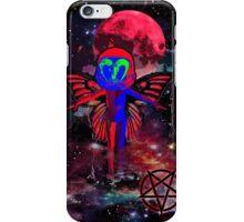 El Diablo_Pixie In The Sky iPhone Case/Skin