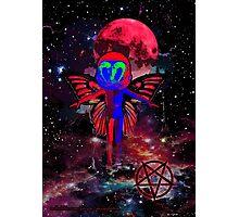 El Diablo_Pixie In The Sky Photographic Print