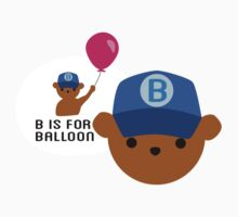 "ABC Bears ""B is for Balloon"" by YTKidsVids"