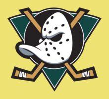 Anaheim Mighty Ducks Baby Tee