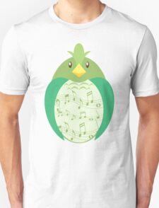 The Melodic Bird Unisex T-Shirt
