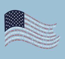 Patriotism Kids Tee