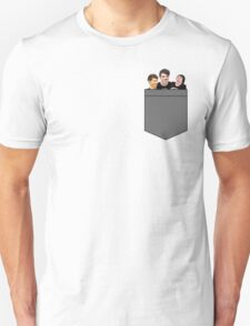 dan howell fake pocket Unisex T-Shirt