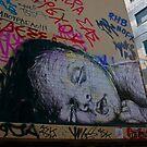 Athens street-art by konsolakism