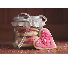 Valentine's Treats Photographic Print