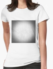 Old bright white paper texture background T-Shirt