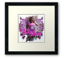 Its a Rave Dave Framed Print