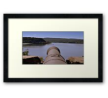 In our site Framed Print