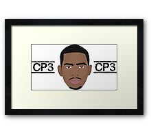 Chris Paul (L.A. Clippers) Framed Print