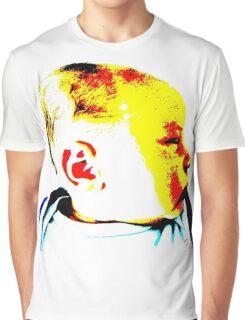 Side Shot Graphic T-Shirt