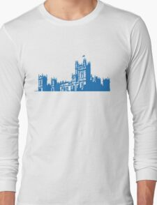 Downton skyline Long Sleeve T-Shirt