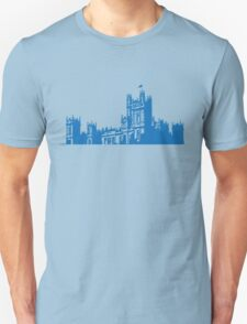 Downton skyline Unisex T-Shirt