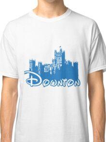 Downton Abbey Again Classic T-Shirt