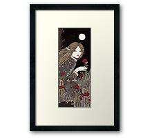 Valkyrie Framed Print