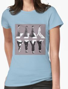 Downton Abbey Beatles Style Womens Fitted T-Shirt