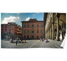 Mornings of Firenze Poster