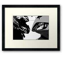 You and I Framed Print