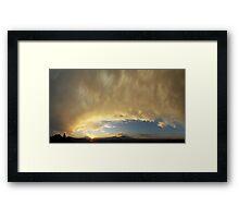 ©TSS The Sun Series XVIIIR Framed Print