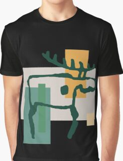 Prehistoric Moose From Finland Graphic T-Shirt