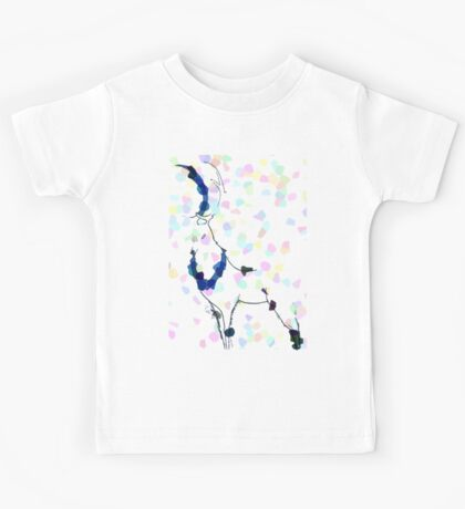 Stag in the Snow Kids Tee