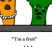 SLOIO- I'm A Fruit Sticker