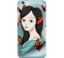 monarch phone case iPhone Case/Skin