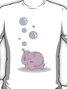 Bubble elephant T-shirt T-Shirt