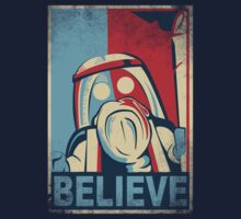 BELIEVE by Creative Outpouring