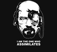 Breaking Borg, I am the One Who Assimilates Unisex T-Shirt