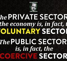 Henry Hazlitt Voluntary Sector by psmgop