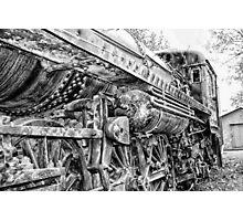 Engine No. 1246 Photographic Print