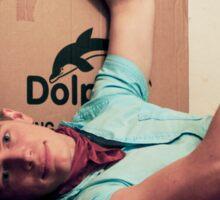 Dolls - Ken Sticker