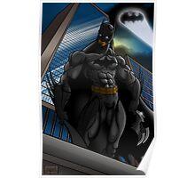 Batman Gotham Sentinel Poster